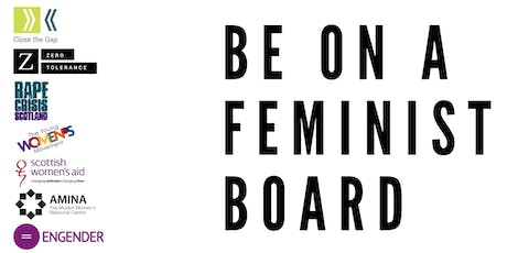 Be on a feminist board tickets