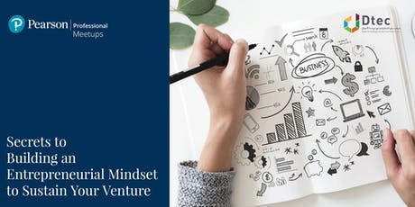 Gary Smith on Building Entrepreneurial Mindset to Sustain Your Venture tickets