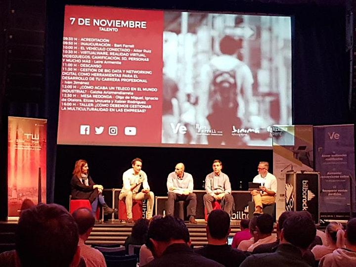 Imagen de Bilbao Tech Week 2019