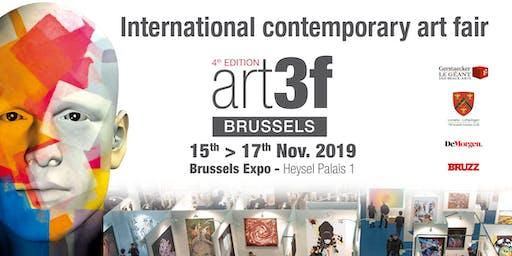 2019 art3f Bruxelles