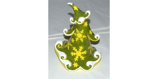 Workshop - Jolly Snowflake Tree