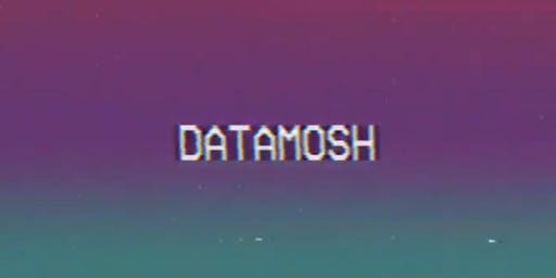 Digital workshop: Sonic Techno-Disco: DATAMOSH