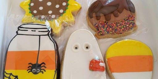 Beginner Cookie Decorating Class (October)