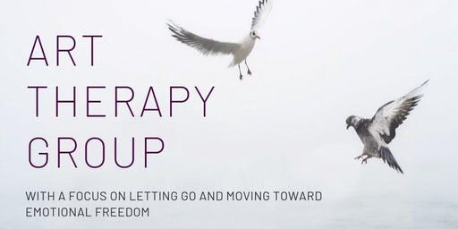 Art Therapy Group for Letting Go