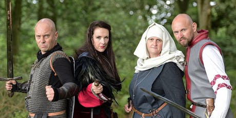 The Baddies Tour of Sherwood tickets