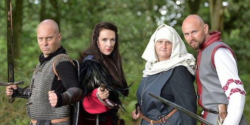 The Baddies Tour of Sherwood
