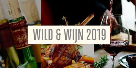 Wild & Wijn 2019 tickets