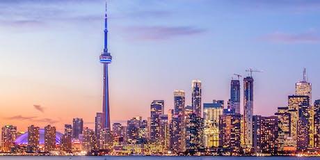 Toronto WLS Meetup tickets