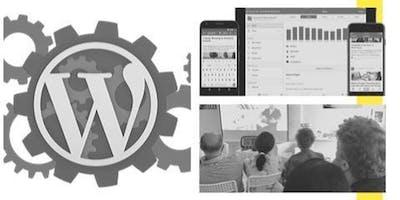 Workshop, Wordpress un nuovo sito in pochi passi