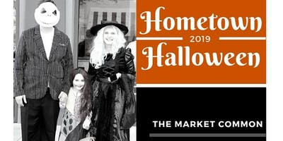 The Market Common Hometown Halloween