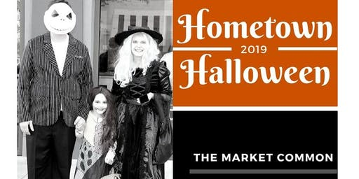 The Market Common Hometown Halloween