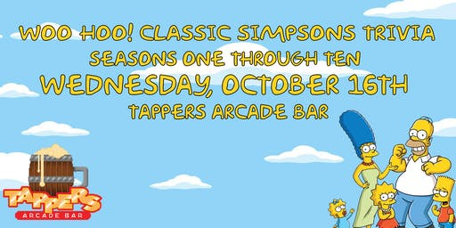 WOO HOO! Classic Simpsons Trivia - 4th Annual Treehouse of Horror Edition