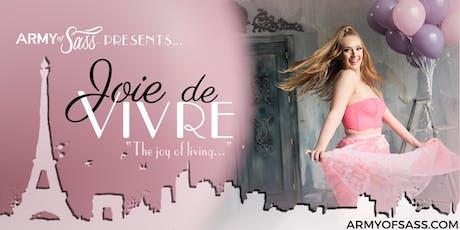 Joie De Vivre (7pm Show) tickets