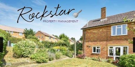 Rockstar Property - Maximising profits in your HMO tickets