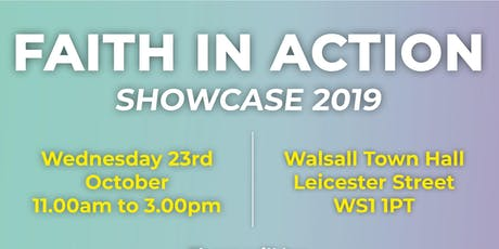 Faith in Action Showcase 2019 tickets