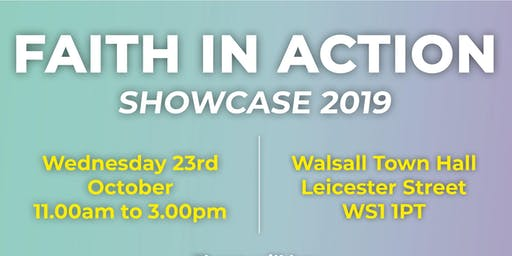 Faith in Action Showcase 2019