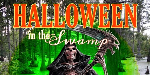 Halloween in the Swamp