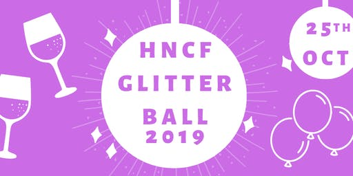 The Head and Neck Cancer Foundation Glitter Ball