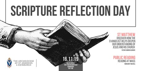 Scripture Reflection Day tickets