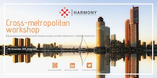 Harmony cross-metropolitan workshop