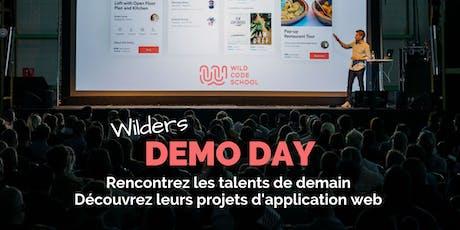 WILD DEMO-DAY - Invitation présentation & Cocktail - Wild Code School Reims billets