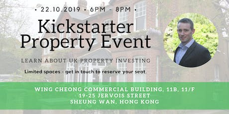 Learn how to Invest in UK Property - Kickstarter Event by Modus tickets