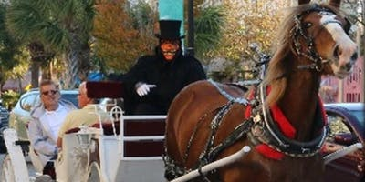 The Market Common Complimentary Haunted Carriage Rides