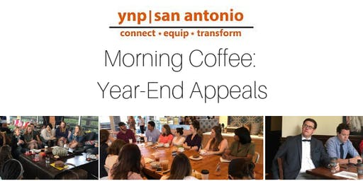 YNP Morning Coffee: Year-End Appeals
