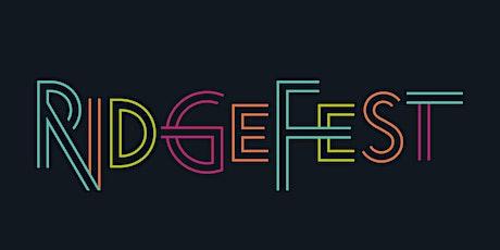 RIDGEFEST 2020 tickets