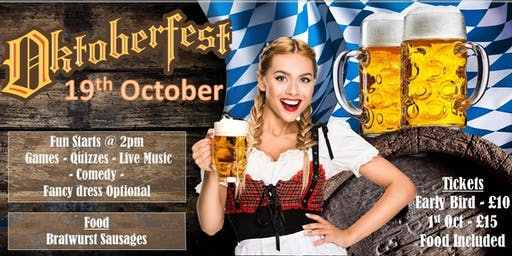 The Wobbly Brewery & Taphouse Presents: Oktoberfest