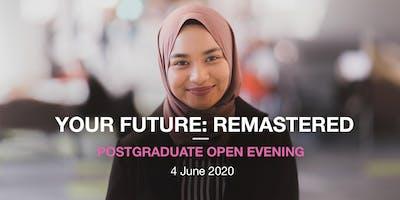Oxford Brookes Postgraduate Open Evening - 4 June 2020