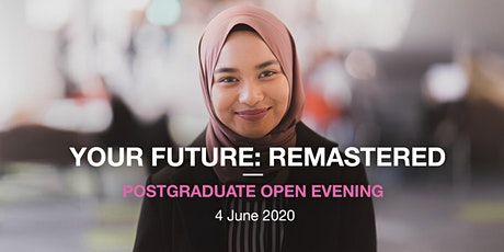 Oxford Brookes Postgraduate Open Evening - 4 June 2020 tickets