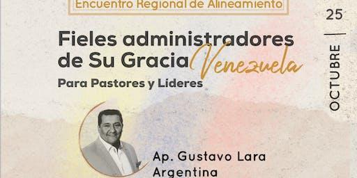 Fieles administradores de Su Gracia para pastores y líderes | Valencia