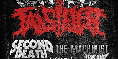 Falsifier, Second Death, The Machinist,  and More at The Sentient Bean