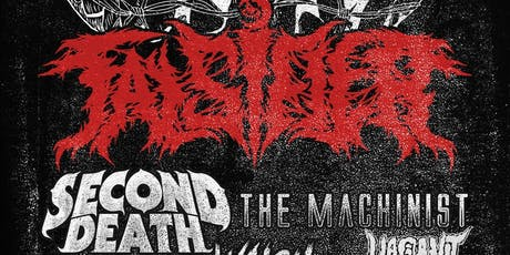 Falsifier, Second Death, The Machinist,  and More at The Sentient Bean tickets
