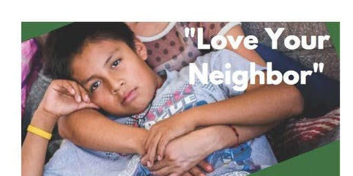 """Love Your Neighbor"" -- Benefit concert for Refugee Children & Families"
