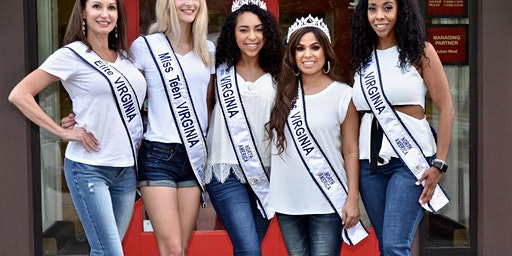 VA North America Beauty Pageant 2020