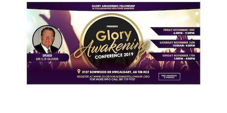 Glory Awakening  Fellowship tickets