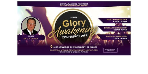 Glory Awakening  Fellowship