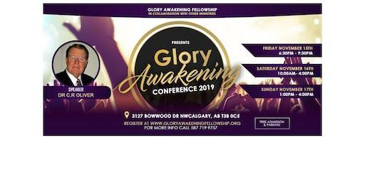 Glory Awakening  Fellowship