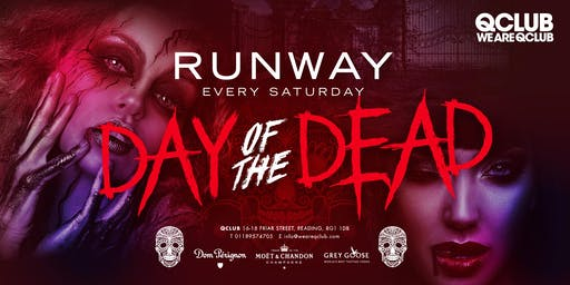 Runway Presents Day Of The Dead - Halloween Special!