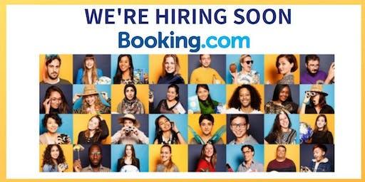 Booking.com Pre Season Open House