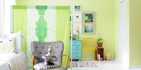 Deco con Textiles. Cómo llevar las telas a tus interiores y exteriores entradas