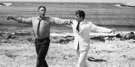 Play It Again Classics at Burns: Zorba the Greek (Member Exclusive) tickets