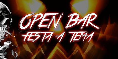 Halloween Party - Open Bar - Festa a Tema biglietti