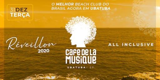 Réveillon 2020 - Cafe de La Musique Ubatuba