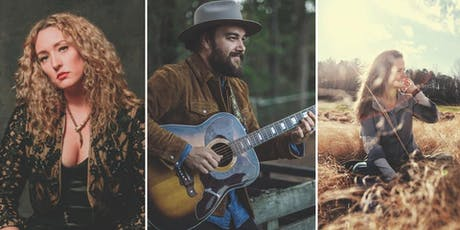 Hannah Aldridge, Travis Shallow and Caroline Mamoulides tickets