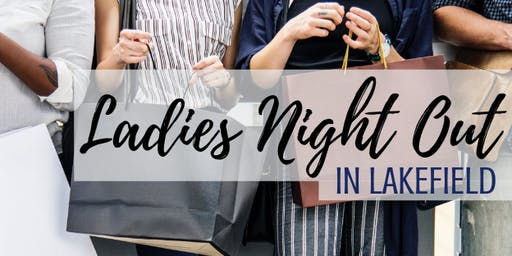 Ladies Night Out in Lakefield