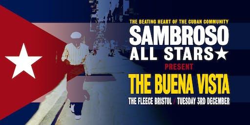 Sambroso All Stars present 'The Buena Vista'