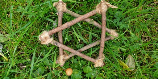 Mini Nature Rangers: Nature's Wood Craft